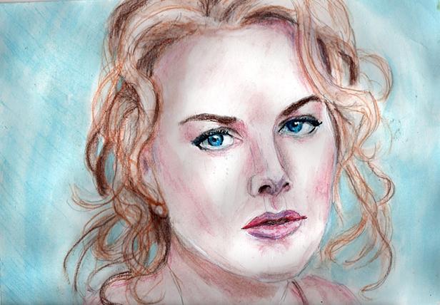 Nicole Kidman por Toyscape